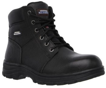 Skechers Workshire Work Boot Black