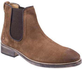 Cotswold Corsham Chelsea Ankle Boots Camel