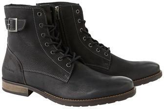 Tom Tailor Herren-Stiefel black (37811020010)