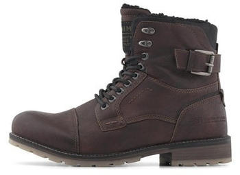 Tom Tailor Denim Herren-Stiefel brandy (79859030012)