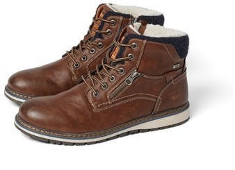 Tom Tailor Denim Herren-Stiefel rust (79853040012)