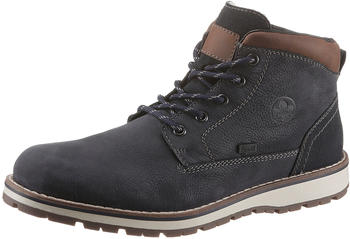 Rieker Boots (F8410-16) navy/brown
