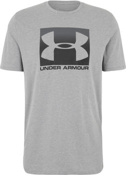 Under Armour T-Shirt UA Boxed Sportstyle grey (035)