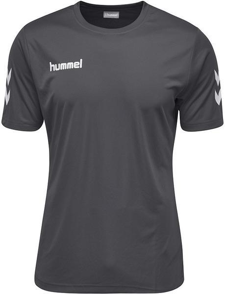 Hummel Core Polyester Tee (3756) asphalt