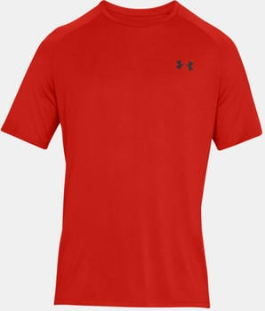 Under Armour UA Tech T-Shirt radio red