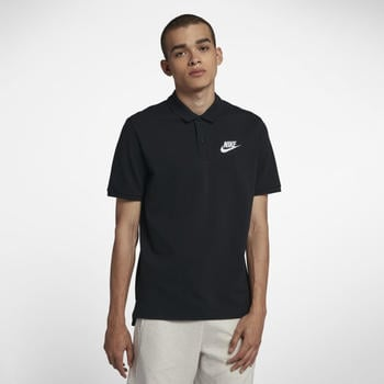 Nike Sportswear Polo black/white