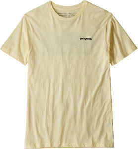 Patagonia P-6 Logo Organic Cotton (39151) yellow