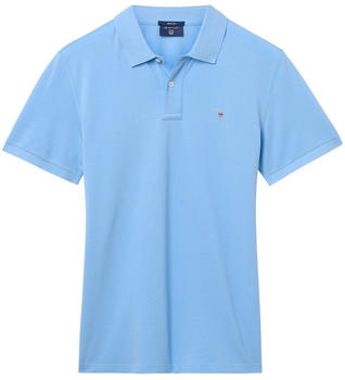 GANT Bestseller Piqué Polo Shirt (2201) capri blue