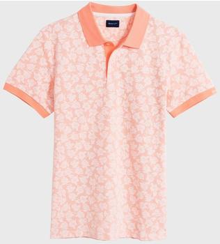 GANT Poloshirt mit floralem Print peach bud (2022067-820)