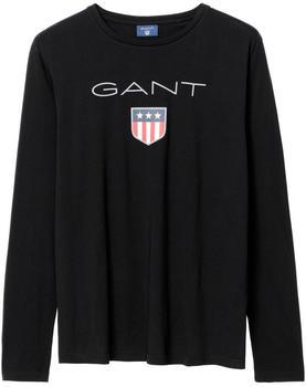 GANT Baumwollshirt black (2004006-5)