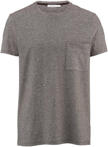 hessnatur Shirt aus Bio-Baumwolle mit Hanf und Yak (48955) rot