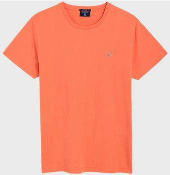 GANT Kurzarm-T-Shirt coral orange (234100-859)