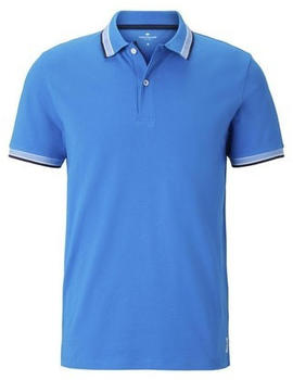 Tom Tailor Poloshirts electric teal blue (1020042)
