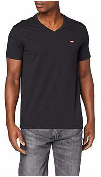 Levi's Original V-Neck T-Shirt (85641) mineral black