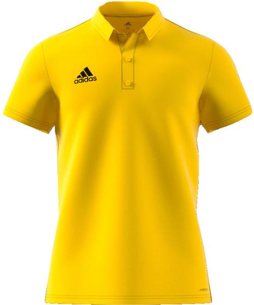 Adidas Core Climate 18 Polo (FS1902) yellow/black