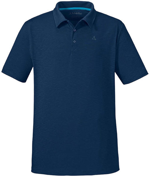 Schöffel Izmir1 Polo Shirt dress blues