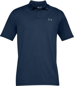 Under Armour UA Performance Polo Textured navy