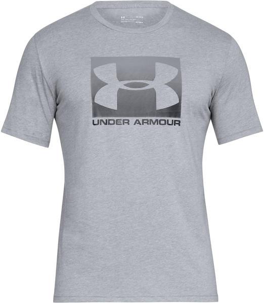 Under Armour UA Boxed Sportstyle Short Sleeve T-Shirt grey (035)