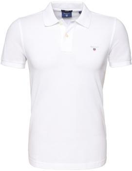 gant-bestseller-pique-polo-shirt-2201-white