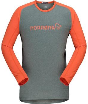 norrna-norrona-fjora-equaliser-lightweight-long-sleeveen-castor-grey-pureed-pumpkin