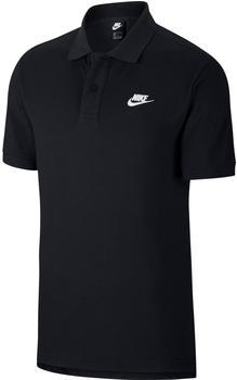 Nike Sportswear Poloshirt (CJ4456) black/white
