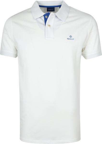 GANT Piqué Rugby Shirt (2052003) eggshell