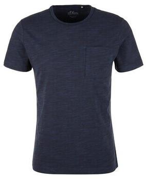 S.Oliver T-Shirt (2042872) blau