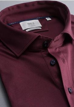 Eterna Poloshirt Modern Fit Soft Tailoring Jersey (2159_57J88V) rot
