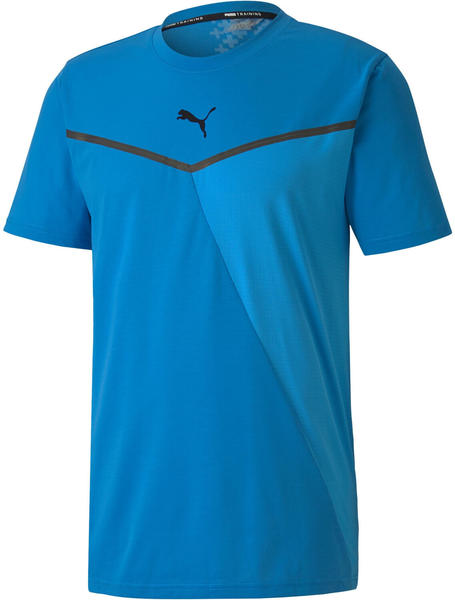 Puma Train Thermo R+ BND Short Sleeve Tee (519400) nrgy blue