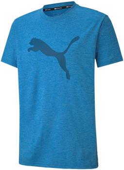 Puma Heather Cat Tee (518382) nrgy blue
