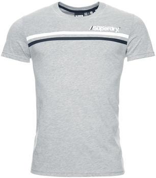Superdry Core Logo Sport Stripe (M1010097A) grey marl