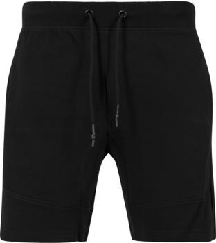 Urban Classics Interlock Sweatshorts black (TB1586-0007)