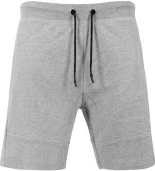 Urban Classics Interlock Sweatshorts grey (TB1586-111)