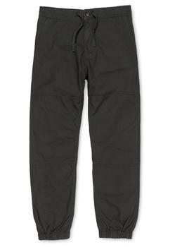 Carhartt Marshall Jogger Columbia Ripstop (I020008) black rinsed