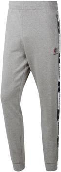 Reebok Classics French Terry Taped Pants medium grey heather