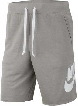 Nike Sportswear Shorts (AR2375) dark grey heather/white