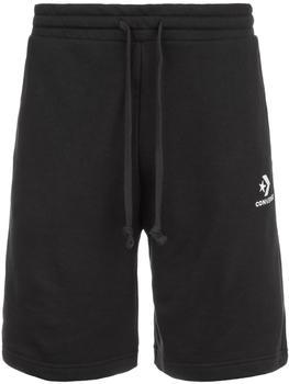 Converse Star Chevron EMB Shorts black