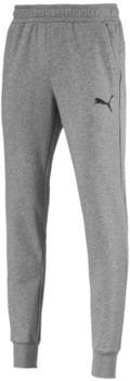 Puma Essentials Sweatpants (851754) medium grey heather cat