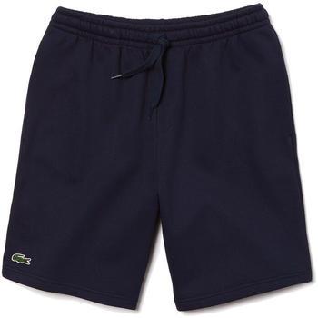 Lacoste Sport Tennis Fleece Shorts (GH2136) navy