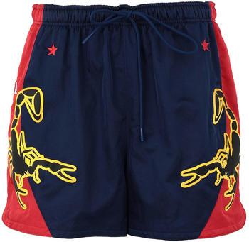 Nike Sportswear Shorts (AR1994) blue void/university red/university red
