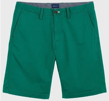 GANT Relaxed Twill Shorts ivy green (20007-373)