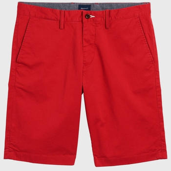 GANT Relaxed Twill Shorts red (20007-610)
