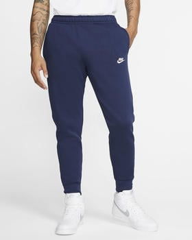 Nike Sportswear Club Fleece (BV2671) Midnight Navy/Midnight Navy/White