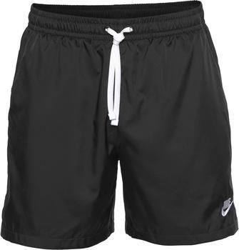 Nike Sportswear Shorts (AR2382) black/white