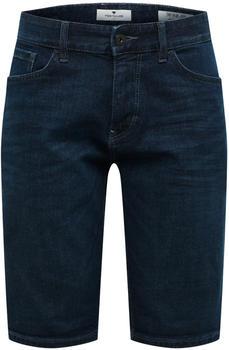 Tom Tailor Josh Regular Slim Superstretch Shorts grey denim