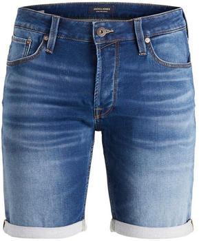 Jack & Jones Rick Icon Denim Shorts (GE 006) blue denim