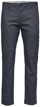 Selected Slim Fit Trousers (16073105) dark sapphire