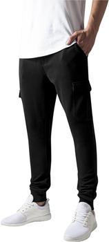 Urban Classics Fitted Cargo Sweatpants (TB1395-00007-0042) schwarz