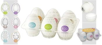 Tenga Egg Set (6 Stk.)