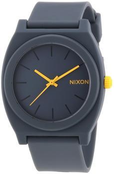 Nixon The Time Teller P matte steel grey
